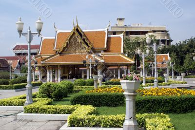 Wat in Bangkok