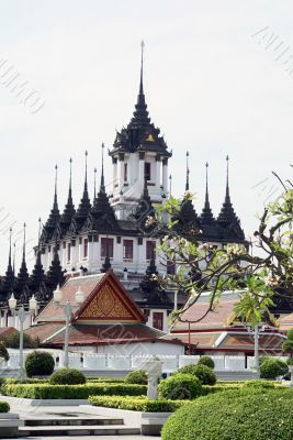 High stupa