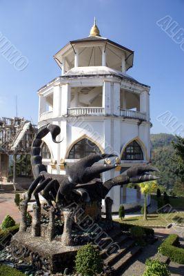 Tower in Mae Sai