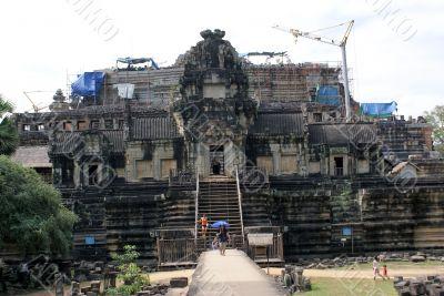 Restoration temple