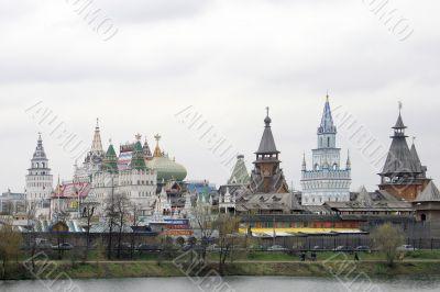 City of masters in the Izmailovo