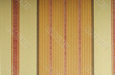 orange wallpaper with vertical lines