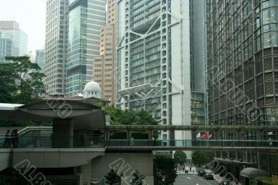 Hong Kong traffik