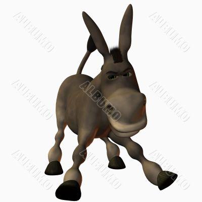 Toon Donkey