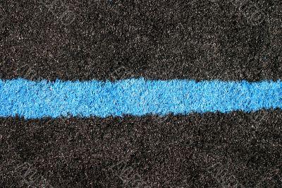 Black Blue Lawn 6477