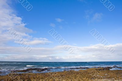 West Bay in Lossiemouth