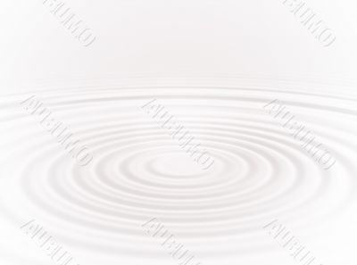 White ripple