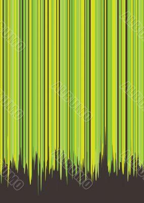 dribble green