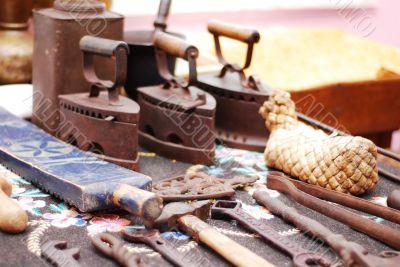 old-time utensil