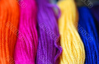 Coloured Thread