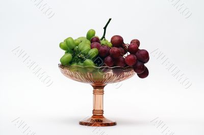 Grapes fruit stillife