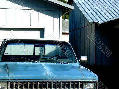 Pickup Parked