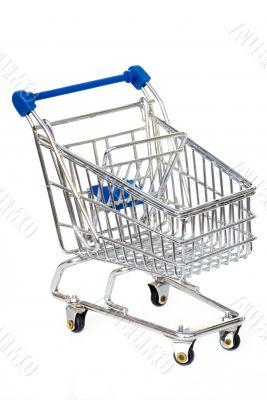 Empty shopping cart.