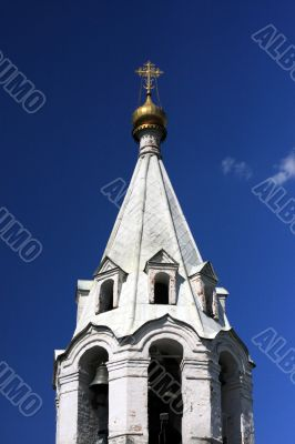 Rise church in Kolomna