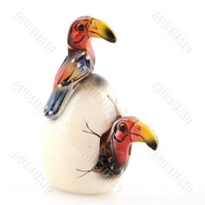 birth of birds
