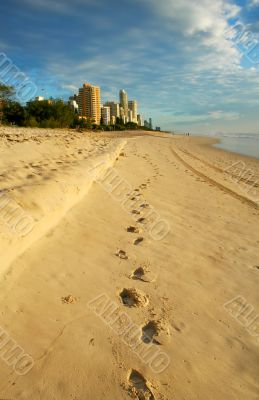 The Way To Surfers Paradise