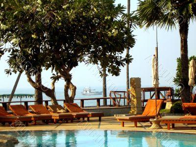 Pool in Tai