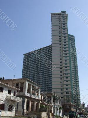 Cuba tallest building, in Havana