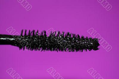 Mascara Wand on Purple