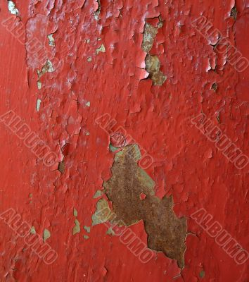 cracked background