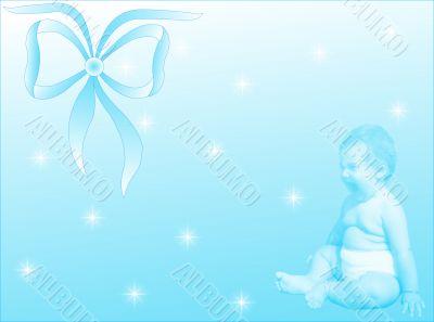 Male baby birth