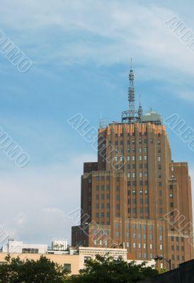 Manhattan AT&T Building