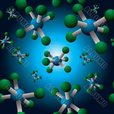 molecule repeat