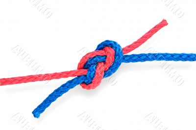 Fisher`s knot 04 tight