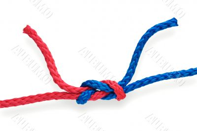 Fisher`s knot 05 tight