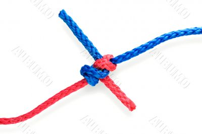 Fisher`s knot 08  tight