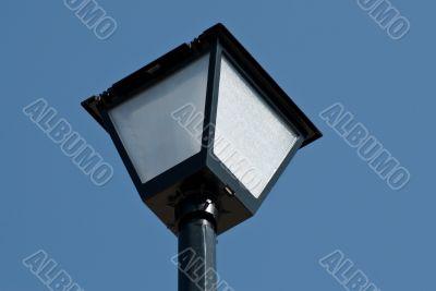 Close-up Lamp Post