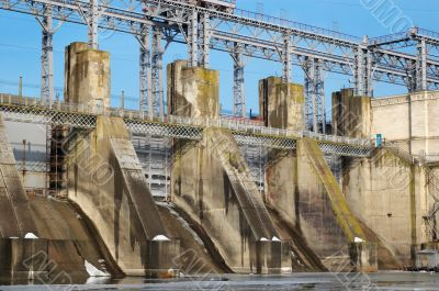 hydroelectric pumped storage power plant