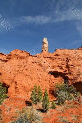 Red Rock Kodachrome Basin