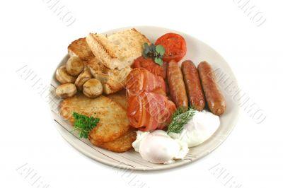 Ploughmans Breakfast