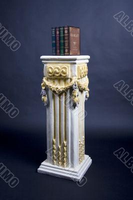Baroque column
