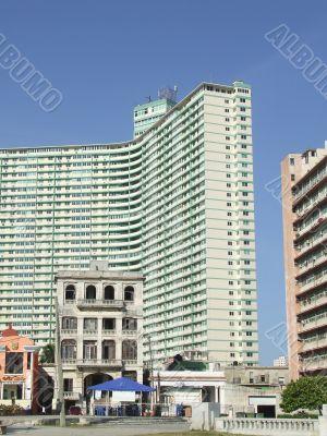 Focsa, Cuba tallest building