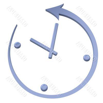 Turn back the clock.