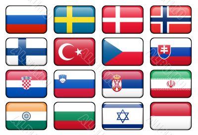 Web Language Icon Set 2