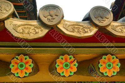 Korean traditional architecture, roof