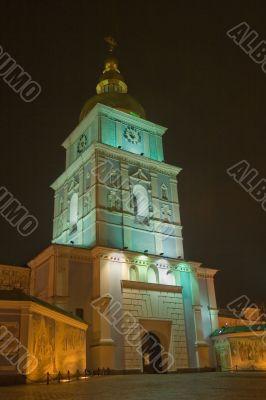 St. Michael`s Golden-Domed Monastery