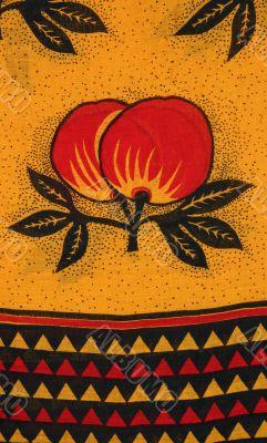 Cloth of Kenia, Africa
