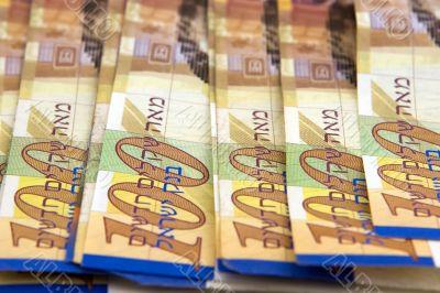 Money-shekels