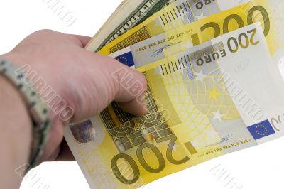 Euro-Dollars