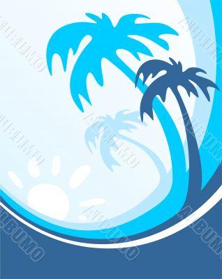 tropic background