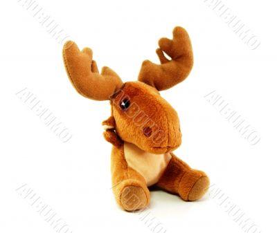 Soft children`s toy - deer