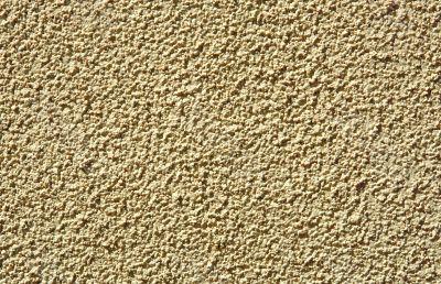 Concrete yellow wall texture