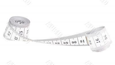 Centimeter. Measuring tape.