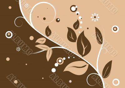 floral backgraund