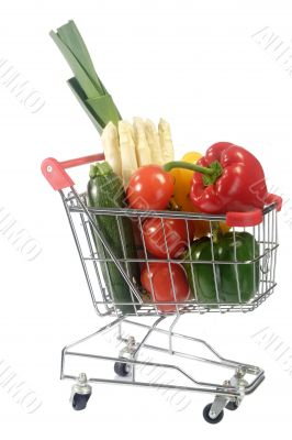 Purchase vegetables
