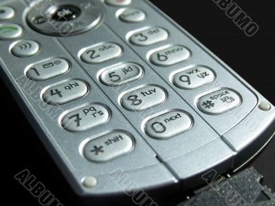 Cell Phone Close Up
